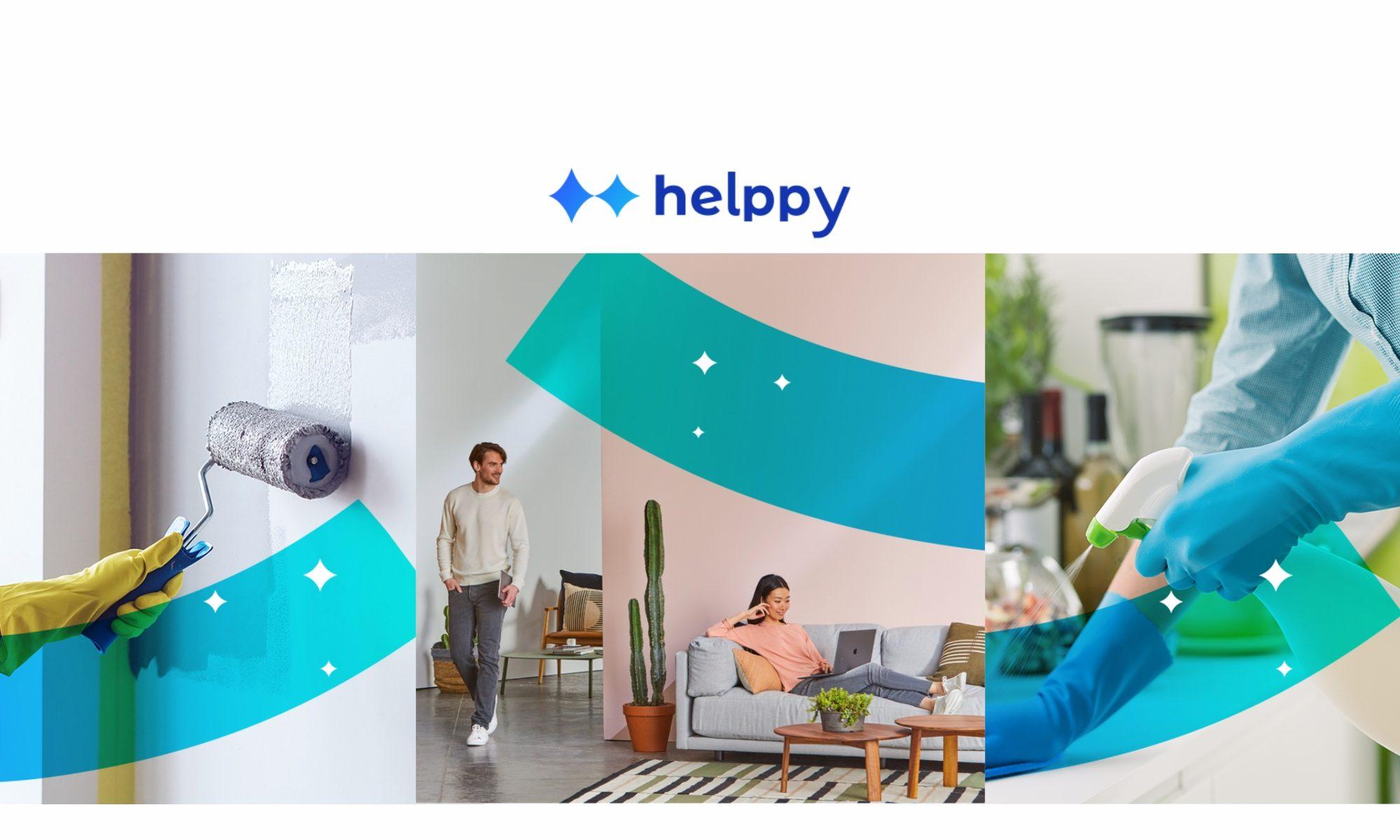 Helppy -  Firma de curatenie